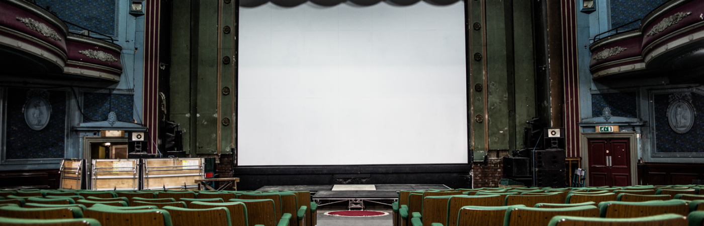 Interior Abbeydale Picture House